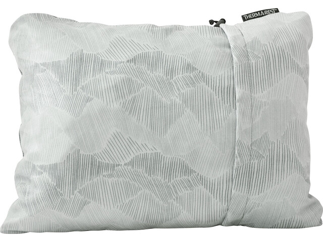 Therm-a-Rest Compressible Pillow XL gray